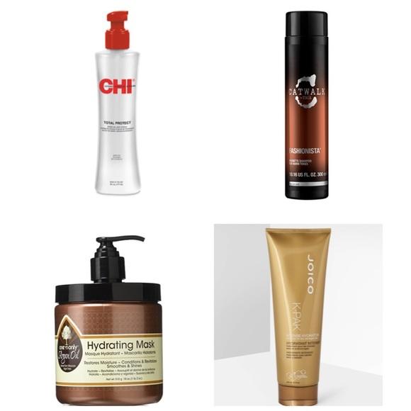 💛 Bundle of 4 hair products